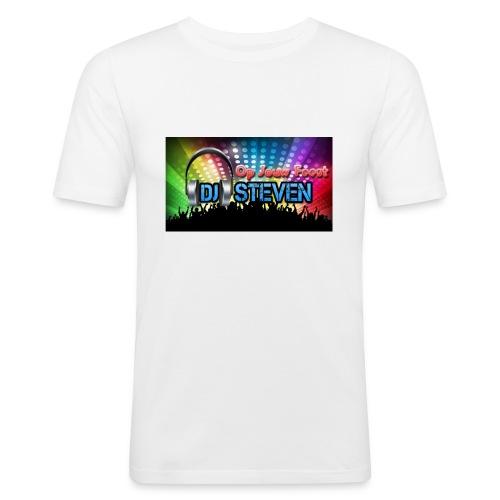 DJSteven - Mannen slim fit T-shirt