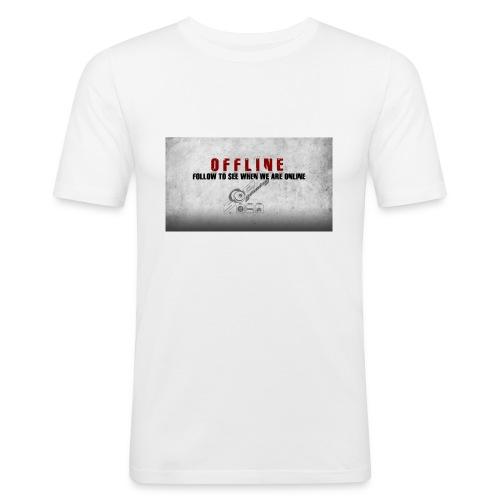 Offline V1 - Men's Slim Fit T-Shirt