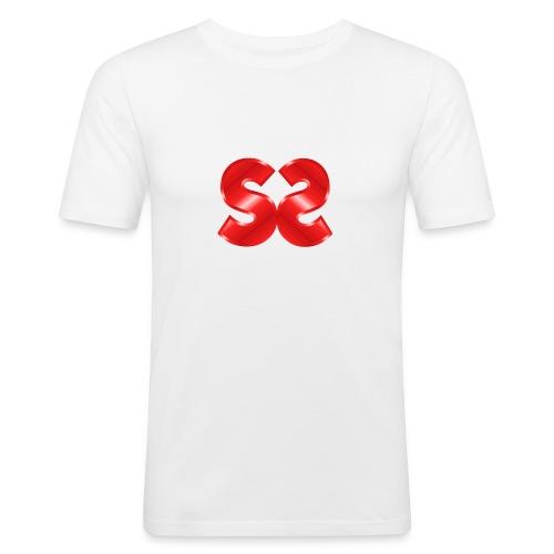 Spillstudio stor logo - Slim Fit T-skjorte for menn