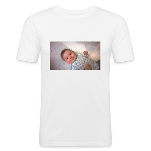 WP_20140505_005-jpg - Slim Fit T-shirt herr