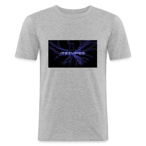 Beste T-skjorte ever! - Slim Fit T-skjorte for menn