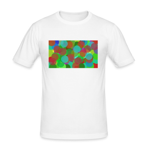 dotty - Slim Fit T-shirt herr