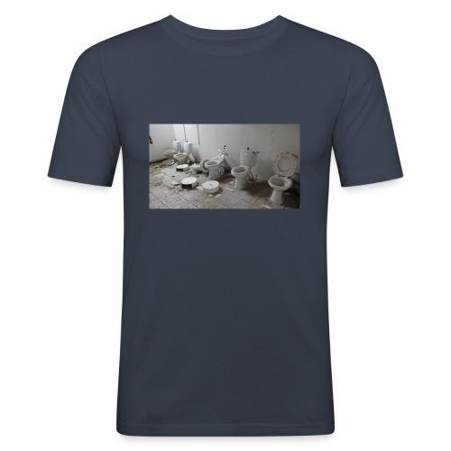 Toilets - Herre Slim Fit T-Shirt