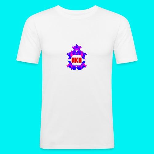 THE OFFICIAL NEUKADNEZZAR T-SHIRT - Men's Slim Fit T-Shirt
