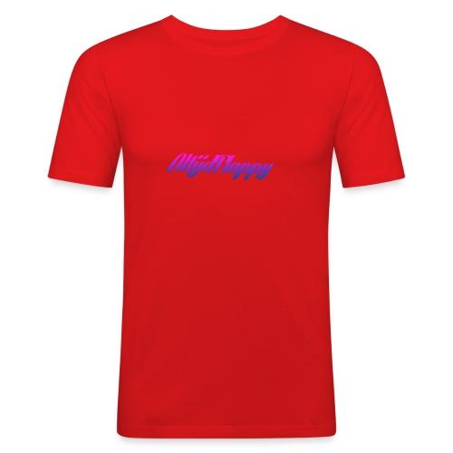T-shirt AltijdFlappy - Mannen slim fit T-shirt