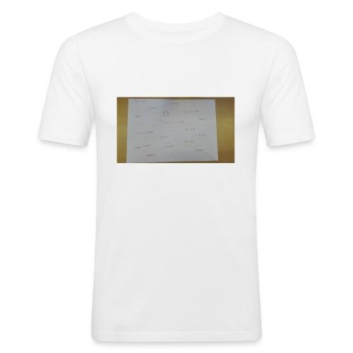 a3 - slim fit T-shirt