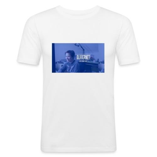 banner 3 jpg - Mannen slim fit T-shirt