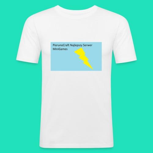 Etui Piorunowe Na Telefon 6s - Obcisła koszulka męska
