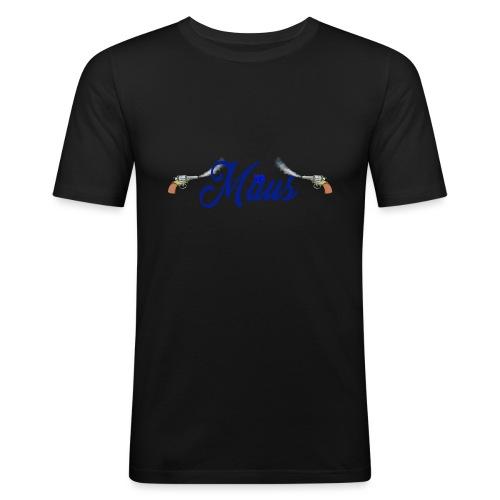 Waterpistol Sweater by MAUS - Mannen slim fit T-shirt