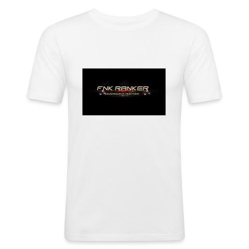FNK_Ranker - Camiseta ajustada hombre
