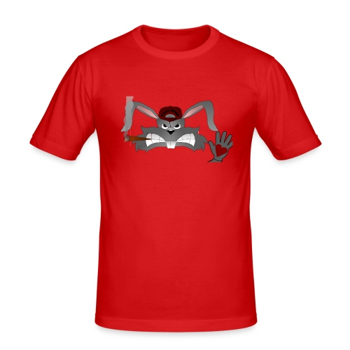 Hallo How are you - Herre Slim Fit T-Shirt