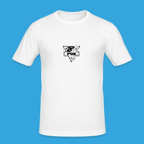 Fox - Pet - Mannen slim fit T-shirt