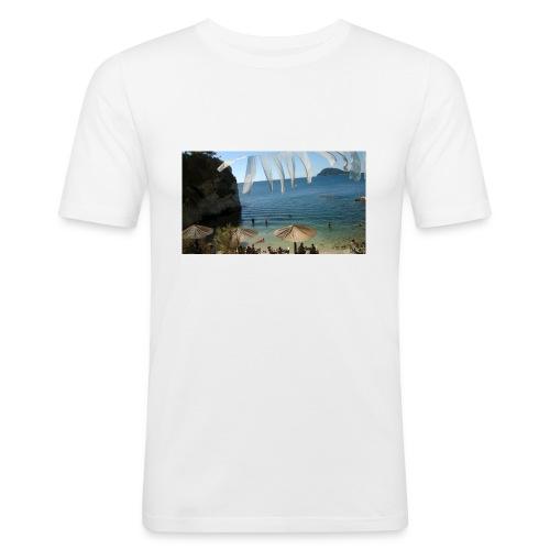 Cameo Island - Maglietta aderente da uomo