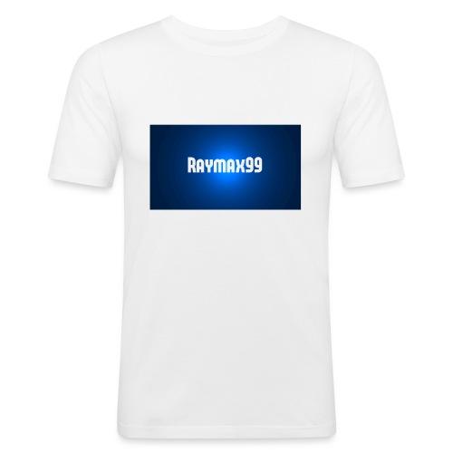 Raymax99 Herr Tröja - Slim Fit T-shirt herr