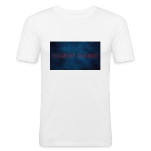 gamekip gaming mok zwart - Mannen slim fit T-shirt