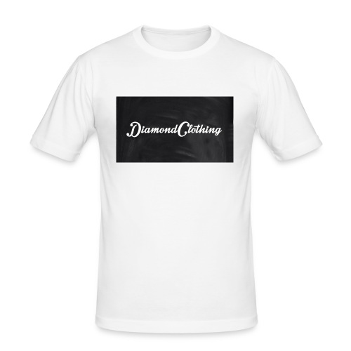 Diamond Clothing Original - Men's Slim Fit T-Shirt