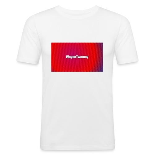 Logo - Men's Slim Fit T-Shirt