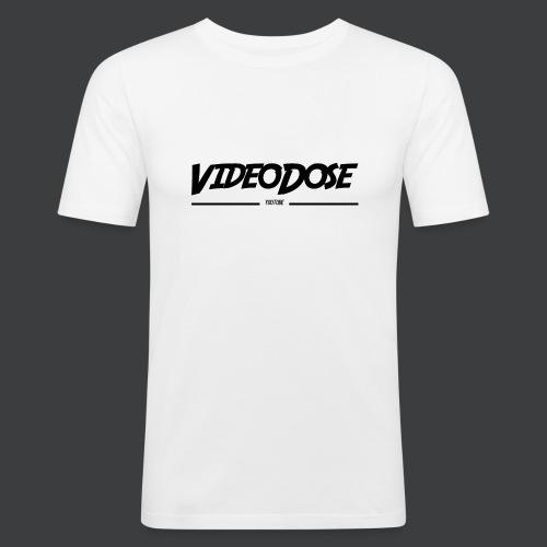 t-shirt_design_VideoDose - slim fit T-shirt
