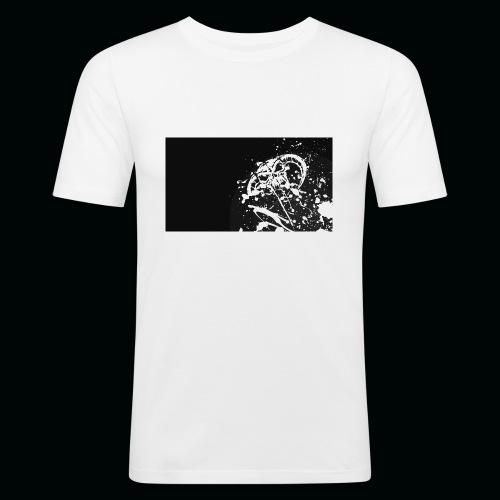 h11 - T-shirt près du corps Homme