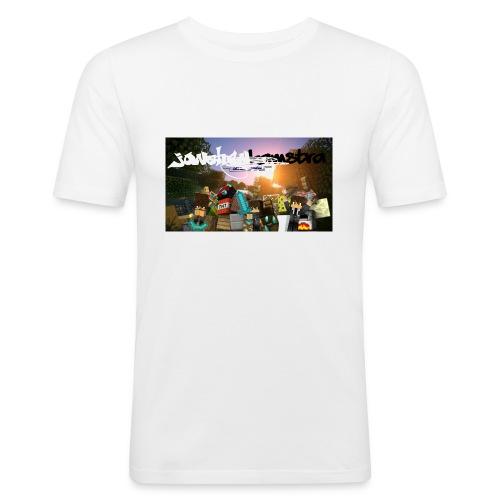 6057231244D88B5F5DED63C6F58FB0122038CBC7A63A50B55 - Men's Slim Fit T-Shirt