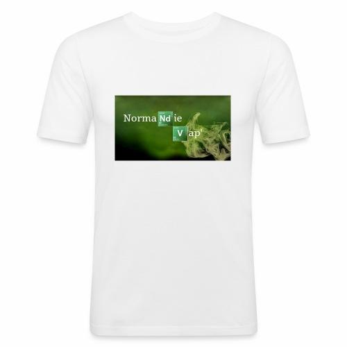 Normandie Vap' - T-shirt près du corps Homme