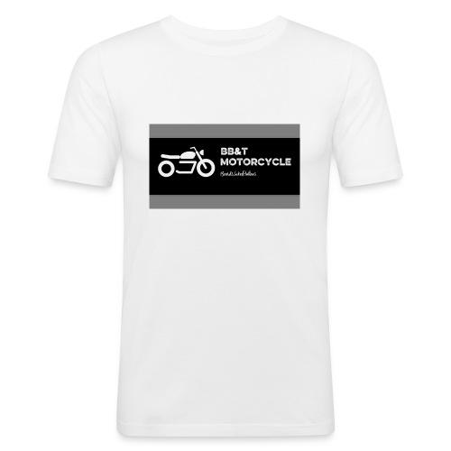 BB&T Motorcycle - Men's Slim Fit T-Shirt