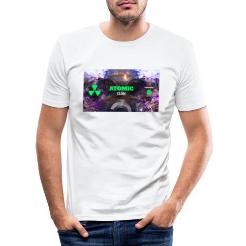 PicsArt 01 31 02 15 31 - Männer Slim Fit T-Shirt