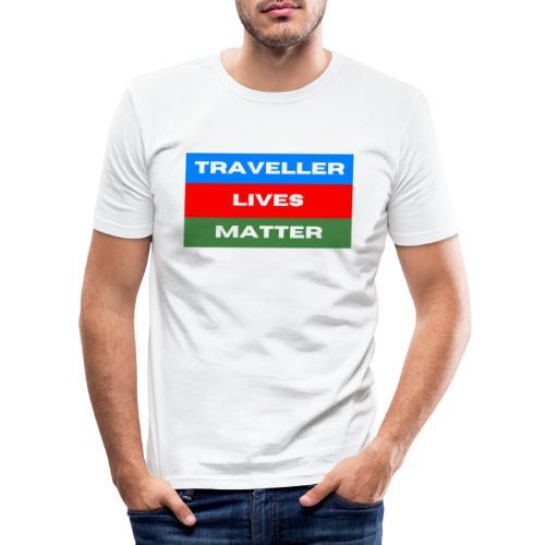 TLM 2Tr - Slim Fit T-shirt herr