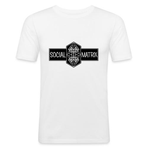 HET ORIGINEEL - Mannen slim fit T-shirt