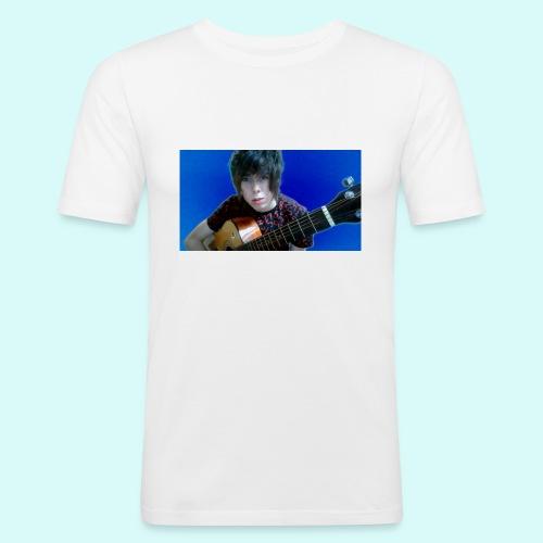Mark Kelvin Ryan/ Paranormal City Merch #2 - Men's Slim Fit T-Shirt