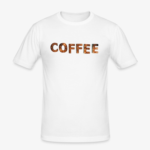 coffee break - Men's Slim Fit T-Shirt