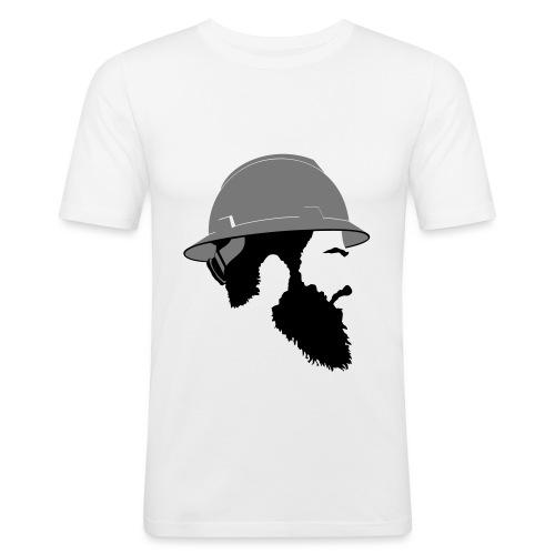 Brent - Herre Slim Fit T-Shirt