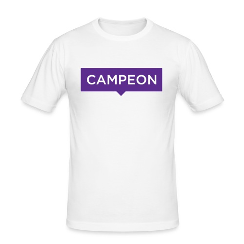 KlassiskCampeon - Slim Fit T-shirt herr
