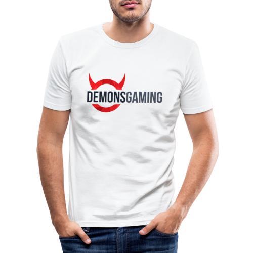 DemonsGaming Fanshop - Männer Slim Fit T-Shirt