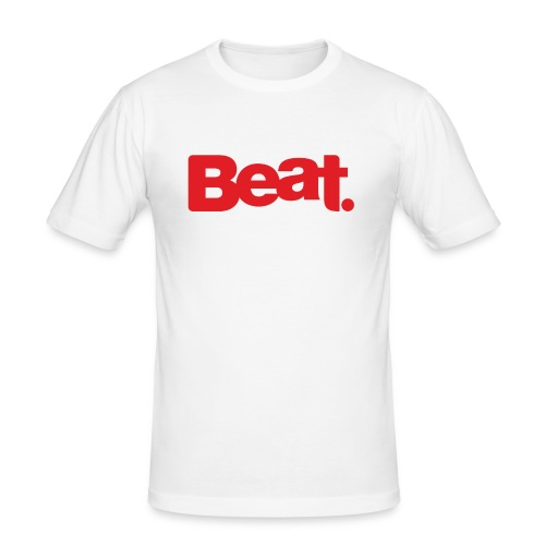 Beat Mug - Men's Slim Fit T-Shirt