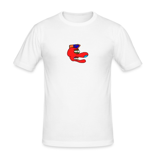 Accke - Slim Fit T-shirt herr