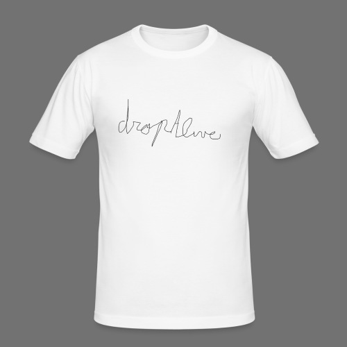 DropAlive - slim fit T-shirt