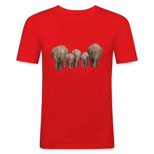 elephant 1049840 - Maglietta aderente da uomo