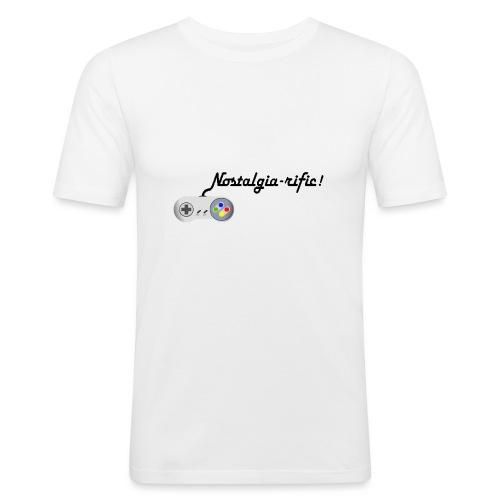 Nostalgia-rific! - Men's Slim Fit T-Shirt
