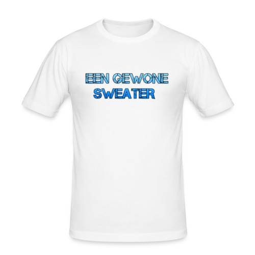 EEN GEWONE SWEATER - slim fit T-shirt