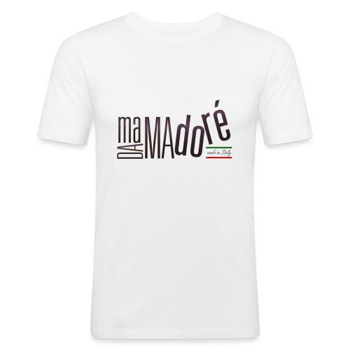 Boccale per Birra - Logo Standard - Maglietta aderente da uomo