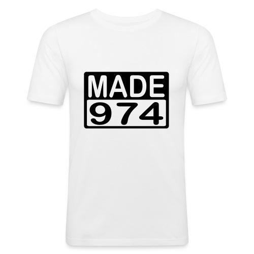 Made 974 - v2 - T-shirt près du corps Homme