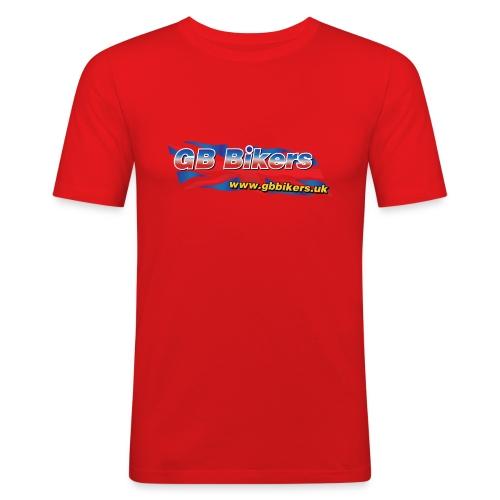 GB Bikers - Men's Slim Fit T-Shirt