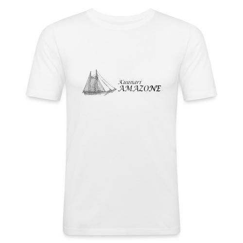 vessel-png - Miesten tyköistuva t-paita