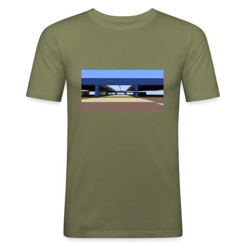 2017 04 05 19 06 09 - T-shirt près du corps Homme
