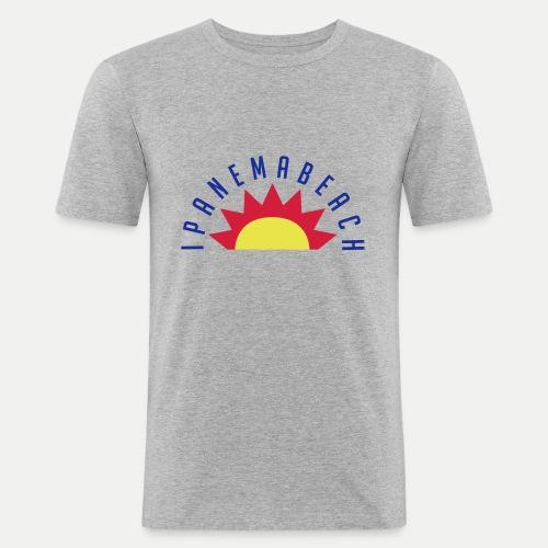 Ipanema Beach - Men's Slim Fit T-Shirt