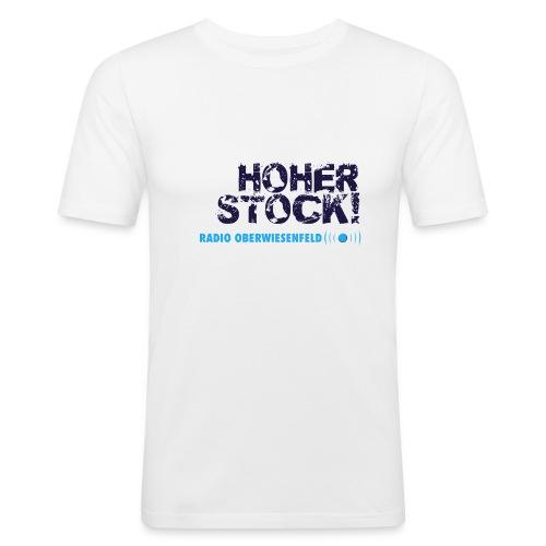 Unterbux Highsticking png - Männer Slim Fit T-Shirt