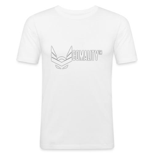 PILLOW   Comality - Mannen slim fit T-shirt