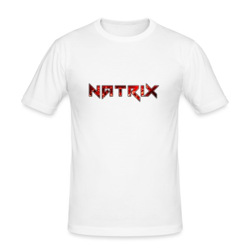 Natrix - Mannen slim fit T-shirt