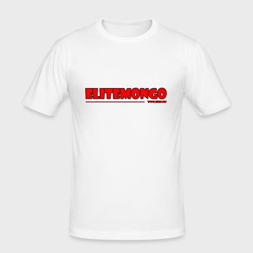 Elitemongo - Männer Slim Fit T-Shirt